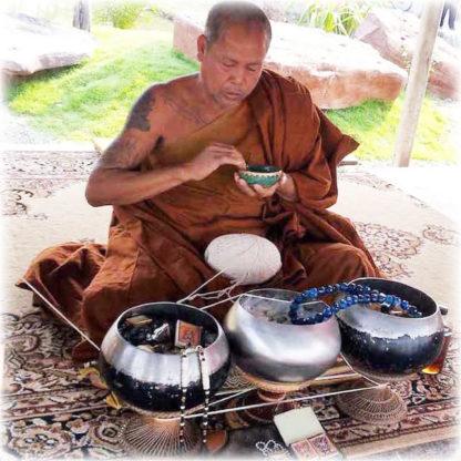 Kruba Krissana Blessing Muan Sarn Sacred Powders