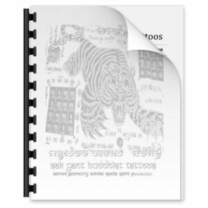 Sak Yant Thai Temple Tattoos
