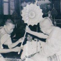 Luang Por Hyord Pra Kroo Chan Tri 2494
