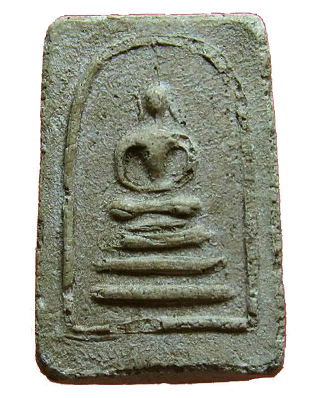Pra Somdej Thaan Saem Luang Por Hyord Wat Gaew Jaroen 2497 BE