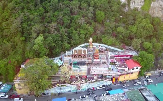 Jao Mae Khao Sam Muk Temple Shrine