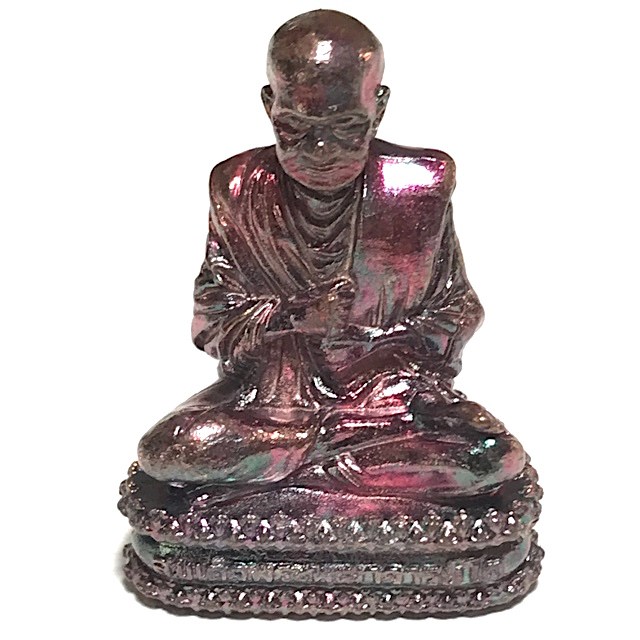 Roop Lor Somdej Pra Puttajarn Toh Nuea Maha Chanuan Wat Bang Khun Prohm 2560 BE