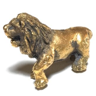 Singto Maha Lap Lucky Lion Amulet Ajarn Bua 2519 BE