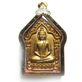 Khun Phaen Pong Prai Kumarn Foundation Stone Edition 2555 BE Blessed by Luang Por Sakorn Luang Phu Sin and Luang Por Foo