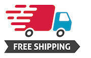 Free Shipping Wiorldwide