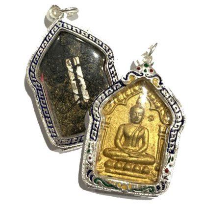 Pra Khunphaen Plai Kuman Wat Lahanrai