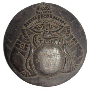 Phra Rahu Asura Deva Thai Amulet